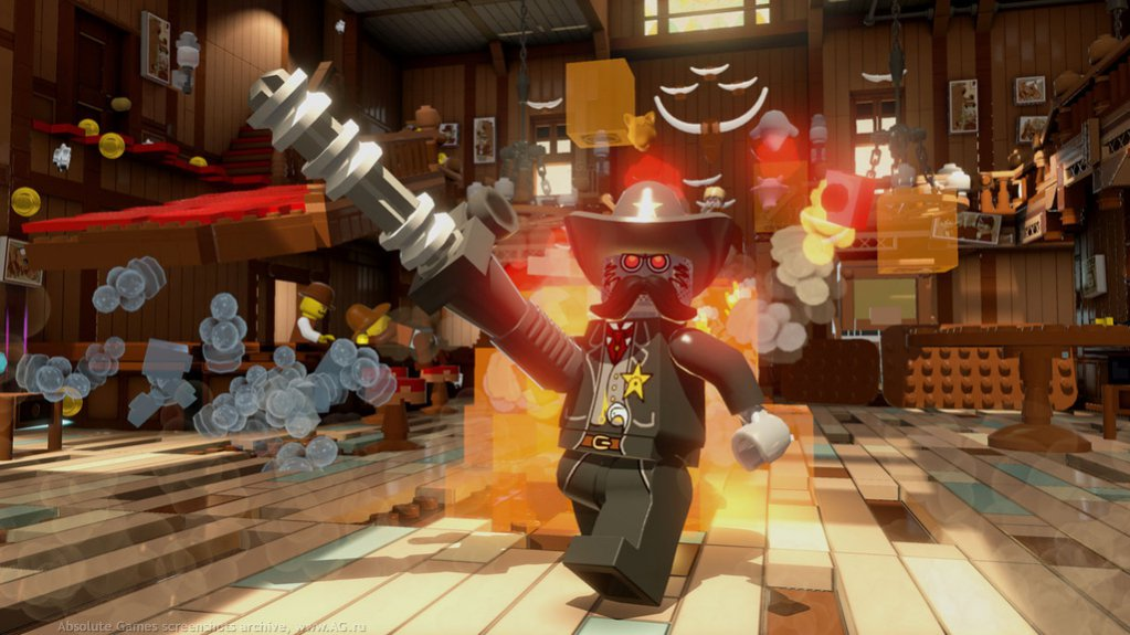 The LEGO Movie Videogame - Download