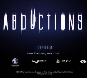 Download the hum: abductions vr prototype rely on horror.