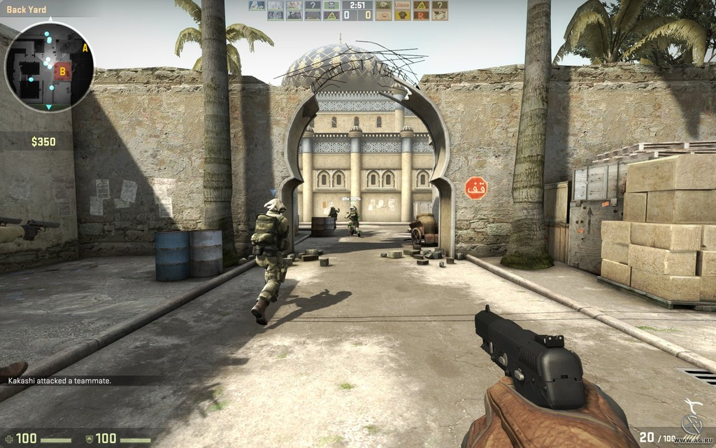 how to get csgo to show fps