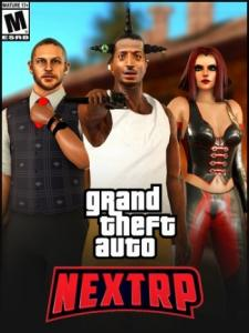GTA / Grand Theft Auto: San Andreas - NEXT RP [+MP]